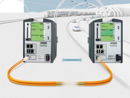 菲尼克斯电气高性能冗余控制器----RFC 460R PN 3TX