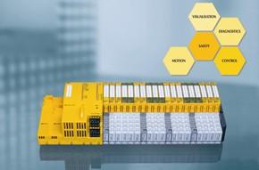 皮尔磁PSS 4000机器控制系统