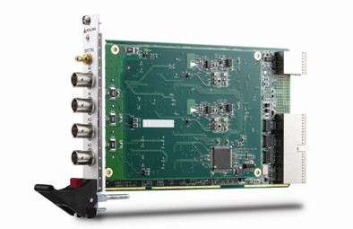 凌华pxi-9527高分辨率动态信号采集与发生模块