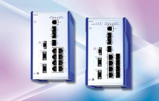 百通赫思曼RSP 系列工业以太网交换机