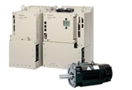 安川∑-∨系列大容量伺服电机