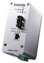海口Korenix总代理JetCon 2301-s销售光纤收发器