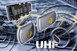 图尔克BLident系列UHF超高频RFID