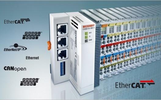 Beckhoff带USB输入的WLAN控制器CU8890