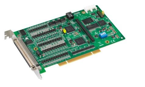 研华PCI-1245与PCI-1245E运动控制卡