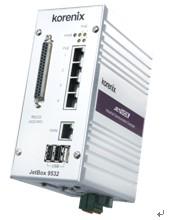 科洛理思JetNet 9532 工业嵌入式路由计算机: VPN, 4 PoE, 4 串口