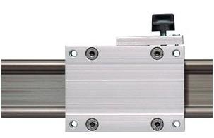 DryLin W - 手动锁紧|滑动直线导轨|易格斯导轨|滑动直线轴承