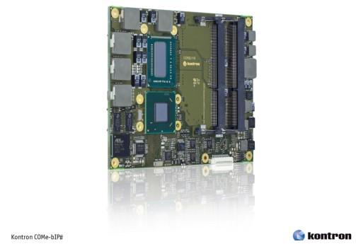 计算机模块上采用全新第三代英特尔酷