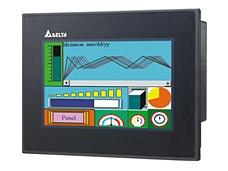 台达DOP-B系列 高彩宽屏型7吋高彩宽屏人机界面