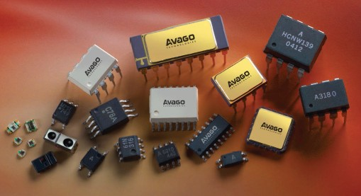 Avago - 高速光电耦合器