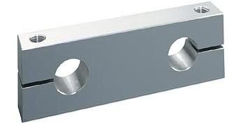 易格斯轴端支撑座|轴块|可移动式(固定式)轴端支撑|DryLin R -可移动式(固定式)轴端支撑