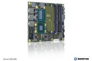 控创推出多款基于第三代英特尔酷睿处理器的COM Express计算机模块