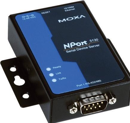 NPort 5130总代理MOXA串口服务器