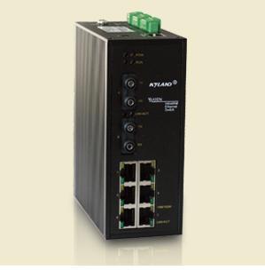 东土KIEN6000-2M-SC工业网管交换机