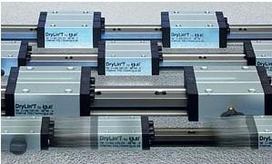 易格斯DryLin -T导轨  T导轨剖面系统 直线导轨 极其耐脏直线轴承
