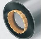 易格斯DryLin - 滑动代替滚动 直线轴承 滑动直线导轨 免润滑塑料滑动代替滚动