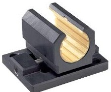 易格斯直线滑动轴承|枕块式滑动轴承|标准型枕块式直线滑动轴承OJUM-06LL