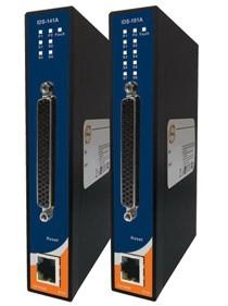 工业级导轨式串口服务器--IDS-181A/ 141A