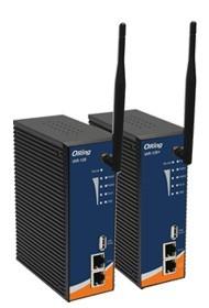 工业级导轨式3.5G WLAN行动VPN路由器--IAR-120/120+