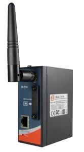 工业级导轨式3.5G行动VPN路由器--IR-710