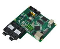 兆越通讯:MIC-2031X精致型串口转以太网虚拟总线网关