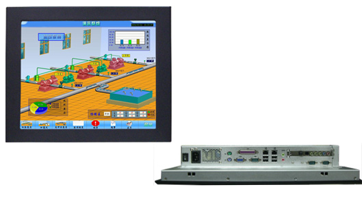 【宏国兴胜】19寸工业平板电脑AWS-190TE-N270