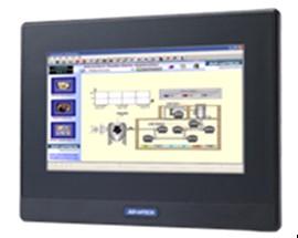 研华工业级可编程人机界面WebOP-2070K