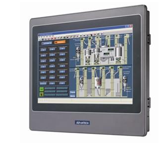 研华工业级可编程人机界面WebOP-2100T