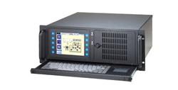 研华机架式工业平板电脑IPPC-4001D