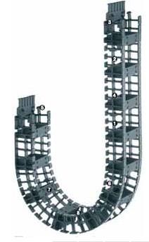 易格斯T3.29系列拖链 拖链电缆 易格斯进口拖链