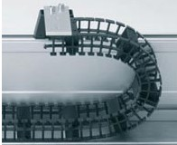 易格斯低震动拖链|拖链电缆|T3系统 - 高柔性,低震动拖链