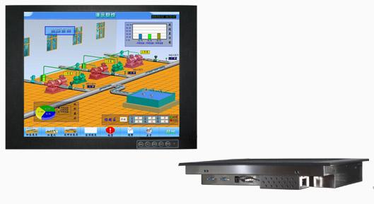 【宏国兴胜】ADP-190LQ 嵌入式19寸工业显示器