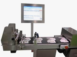 大恒图像小张监管码激光检测系统