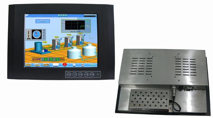 【宏国兴胜】ADP-121LQ 12寸嵌入式工业显示器
