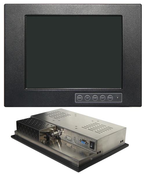【宏国兴胜】ADP-104LQ 10.4寸嵌入式工业显示器