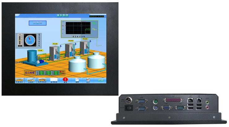【宏国兴胜】AWS-104TE-N270 10.4寸工业平板电脑