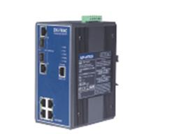研华管型工业以太网交换机EKI-7654C