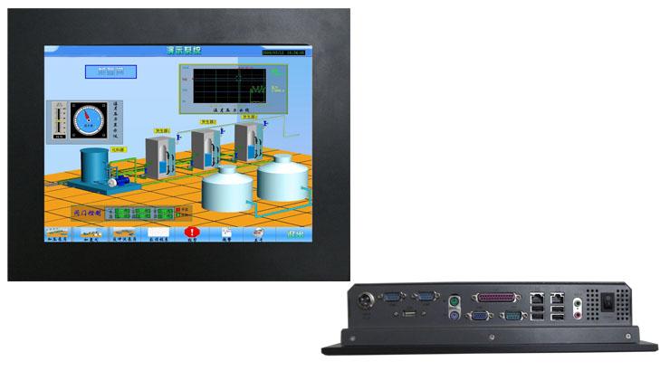 【宏国兴胜】AWS-121TE-N270 12寸工业平板电脑