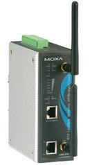 MOXA工业无线AP AWK-3121总代理商
