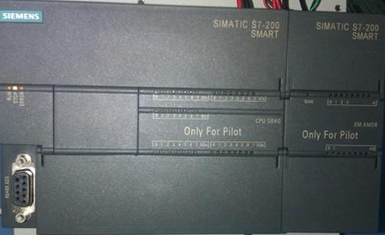 西門子s7-200 smart在氣密測漏機上的應用