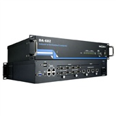 MOXA嵌入式通信计算机DA-682杭州总代理