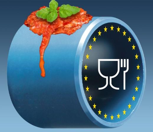 符合欧盟食品标准的塑料滑动轴承