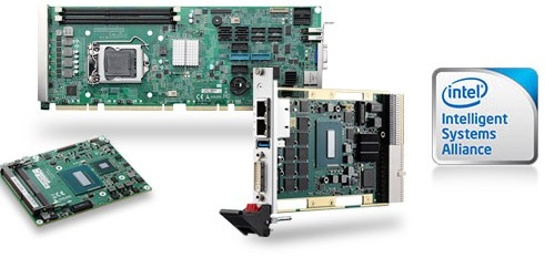 凌华推出第四代intel core处理器的计算机应用平台