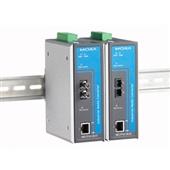 MOXA IMC-P101-S-ST-T光纤收发器总代理