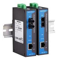 MOXA IMC-21A-M-SC-T光纤收发器总代理