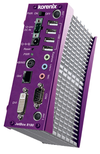 Korenix销售JetBox 8180 价格
