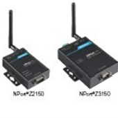 MOXA串口服务器NPort Z2150山东总代理