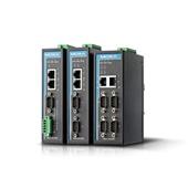 MOXA串口联网服务器NPort IA5150AI南昌总代理
