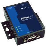 MOXA串口服务器NPort 5110浙江总代理