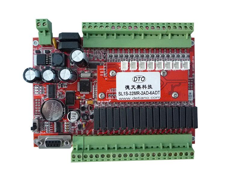 SL1S-32MR-2AD-6ADT 国产PLC 国产三菱PLC 国产PLC厂家 国产PLC价格